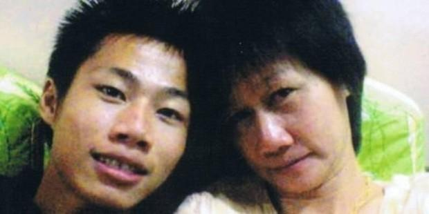 Yong was 19 when he was first arrested for possessing 47g of heroin in 2007(c)Save Vui Kong Campaign