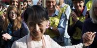 Aung San Suu Kyi and Amnesty International