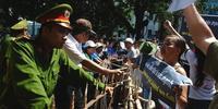 ベトナム当局は、表現の自由への弾圧を強めている。(c)AI