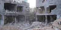 ガザ市内の自宅を空爆され、アル=ダル家10人が亡くなった。