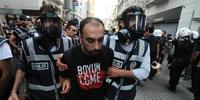 Turkey must release peaceful Taksim protesters