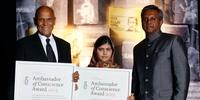 Amnesty International announces 2013 Ambassador of Conscience Award