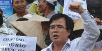 Lawyer latest victim of government's crackdown on dissent