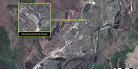 最大の政治囚収容施設、第16号収容所 (C) Analysis secured by Amnesty International (C) DigitalGlobe 2013