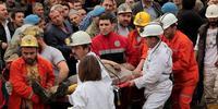 5月13日トルコの炭鉱爆発事故で多数の死傷者が出た。(C)Ahmet Sik/Getty Images