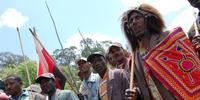 エチオピア最大の民族オロモ族は、国によって過酷な弾圧を受けている。(C)AFP/Getty Images