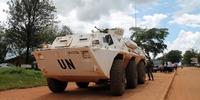 10月30日の夜、武装グループADFの攻撃で民間人18人が死亡し、7人が重傷を負ったと伝えられる。(C) AFP/Getty Images