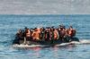 EUとトルコ首脳 庇護希望者に冷酷な仕打ち