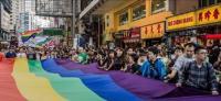 香港:同性カップル入居拒否に違憲判決