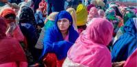 ロヒンギャ難民を海に戻す残虐な方針