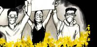 感染リスクの中、拘束され続ける人権活動家
