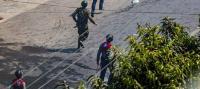 治安部隊が市民90人超を殺害 5歳児も犠牲に