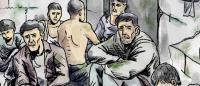 テロ容疑で捕らえられ拷問を受けるシリア難民
