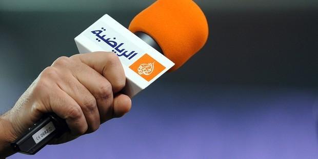 アルジャジーラの英語チャンネルは、北京支局の閉鎖を余儀なくされた(c)FRANCK FIFE/AFP/GettyImages