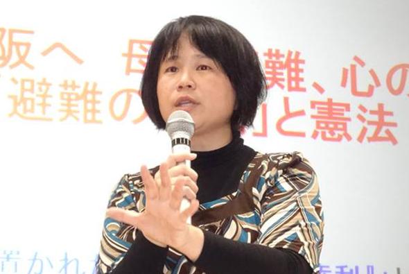 講師:森松明希子さん