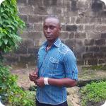 モーゼス・アカトゥグバさん(ナイジェリア)