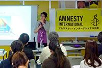 講師の中島幸子さん