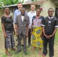 賠償金でボド村の人びとに生活再建の道がようやく開かれました。