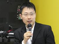 講師の金昌浩さん