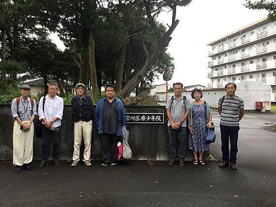 少年院 宮川 医療 【イベント報告】宮川医療少年院を参観しました :