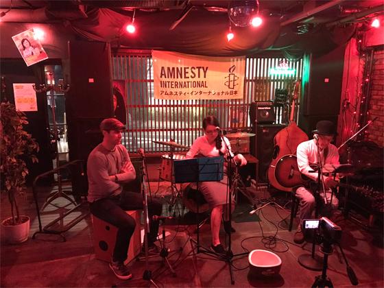 東京の自由が丘を中心に活動する音楽ユニット「マヒポキ」