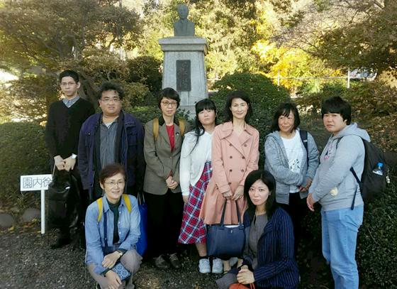 横浜家庭学園参観