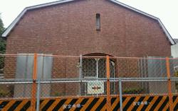 中野刑務所跡正門