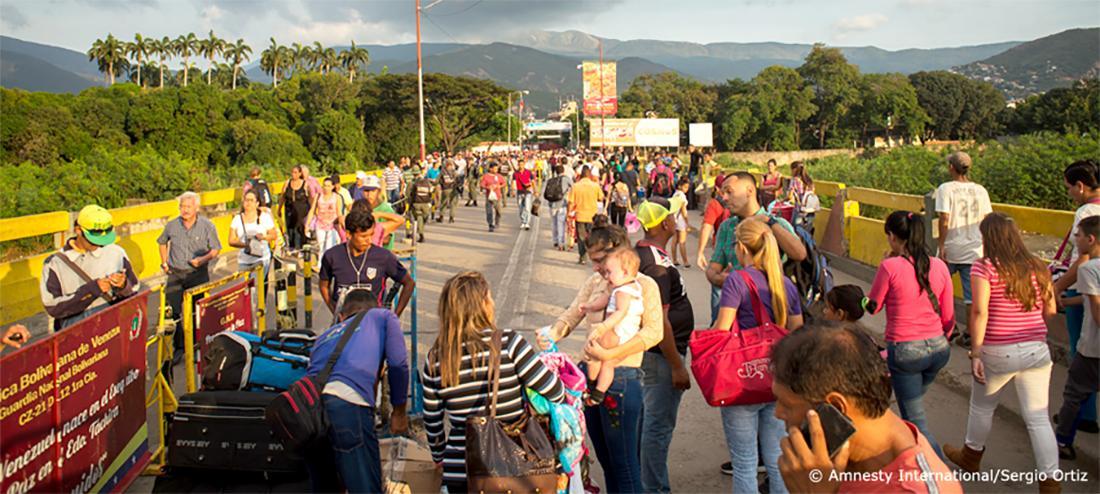 難民の今ーベネズエラの状況