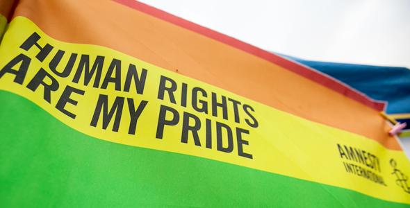 LGBTの旗
