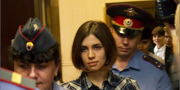 Nadezhda Tolokonnikova's whereabouts have been unknown since 22 October 2013.  © Denis Bochkarev