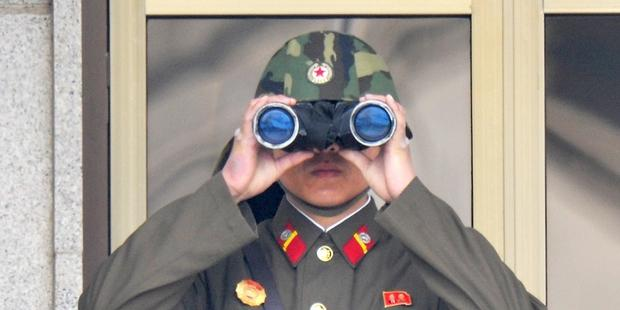 北朝鮮では子どもを含む何十万という人が政治囚収容所などの拘禁施設に収容されている。(C)KIM JAE-HWAN/AFP/Getty Images