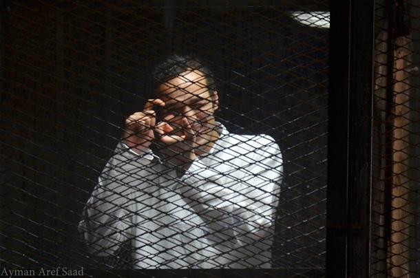 報道カメラマンモハメッド・アブザイード(通称シャウカン)さん ©Ayman Aref Saad
