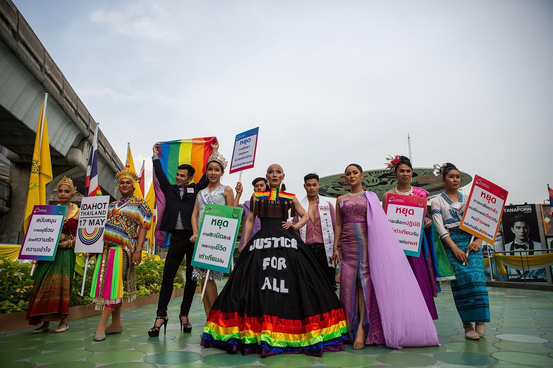 タイで、同性間のパートナーシップ法が実現へ。日本の現状は?(LGBT ...