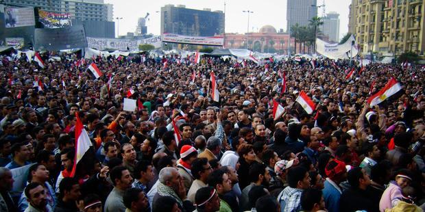 2011年1月25日の革命以来、エジプト当局は、繰り返し市民を弾圧してきた。