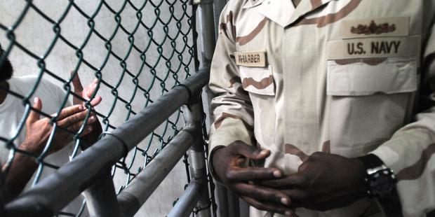 被拘禁者の半数以上が目下ハンスト中 (C)US DoD