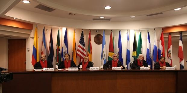 Venezuela's withdrawal from the American Convention will cut off a path to justice for victims of human rights violations. (C)Zoë Tryon