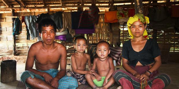 先住民族パハリの人びとは、先祖伝来の土地を政府が返してくれるのを待ち続けている。(C) Amnesty International