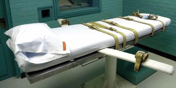 現地時間の12月3日、テキサスでスコット・パネティ死刑囚(56歳)の執行が予定されている。(C) APGraphicsBank