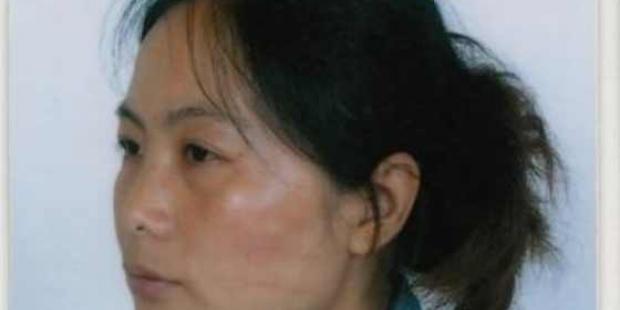 家庭内暴力に耐えかねて夫を殺害した李彦さんの死刑判決が差し戻された。(C)Private