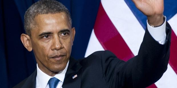 President Obama issued new guidelines on NSA surveillance. (C) SAUL LOEB/AFP/Getty Images