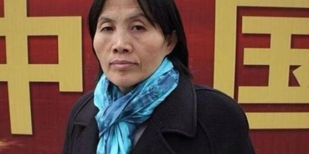 Chinese human rights activist Cao Shunli who passed away after being denied medical treatment (C)Private