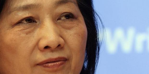 高瑜さん(2007年香港にて)(C)AFP/Getty