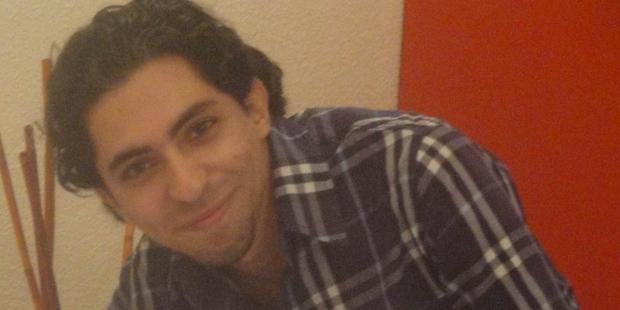議論するフォーラム・サイトを作ったために、10年の服役、むち打ち1,000回、多額の罰金を科されたライフ・バダウィさん(C)Private