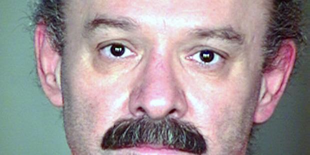 Joseph Wood was executed in Arizona yesterday.(C)EPA/Arizona Department of Correction