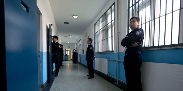 2013年も中国では、他の国すべての死刑執行を合わせた数を上回る死刑執行があった。 © AFP/Getty Images