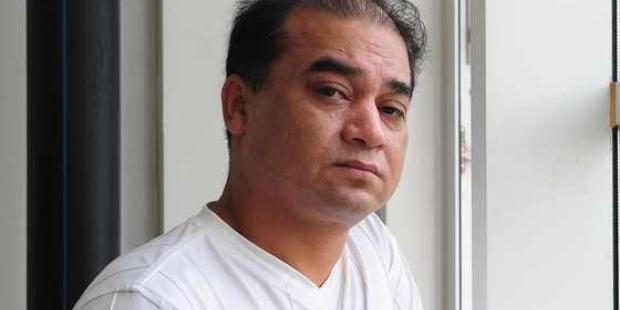 Uighur academic, Ilham Tohti pictured in June 2010(C)FREDERIC J. BROWN/AFP/Getty Images