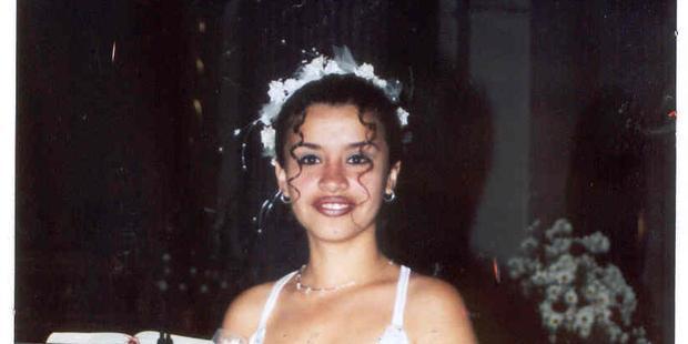 2001年、マリア・イザベル・フランコさんは強かんと虐待の上、惨殺された。まだ15歳だった。(C)Private