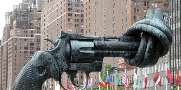 中国、ロシア、米国は無責任な武器取引に歯止めをかけるはずの重要な合意を先送りにした。