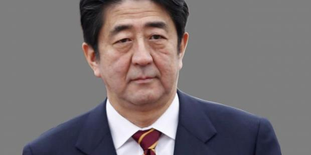 Japan's Prime Minister Shinzo Abe. Ten people were hanged in less than a year during his previous term in office.  © AP