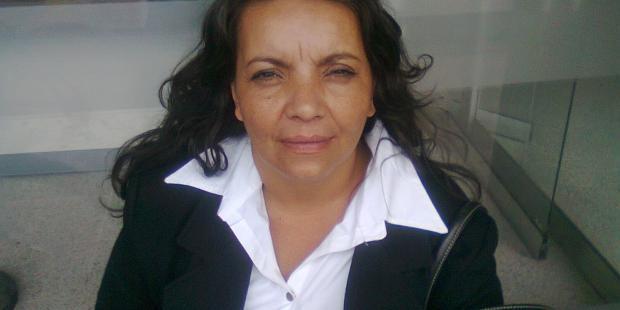 不可解な死を遂げたコロンビアの人権活動家 アンヘリカ・ベロさん